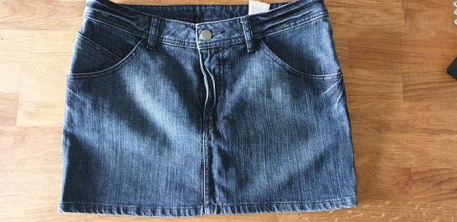 Spódnica jeansowa 40