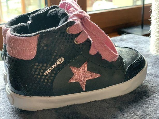 Sneakersy GEOX rozmiar 25