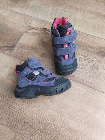 Ботинки Ecco Gore tex. Очень класные