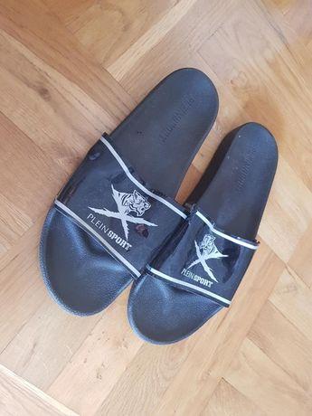 Philipp Plein Sport klapki pantofle