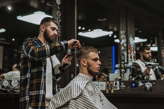 Барбер (Мужской парикмахер) на выезд,стрижка дома