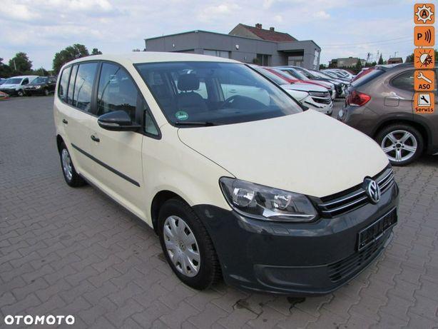 Volkswagen Touran Trendline DSG Klimatyzacja 7os Książka Serwisowa