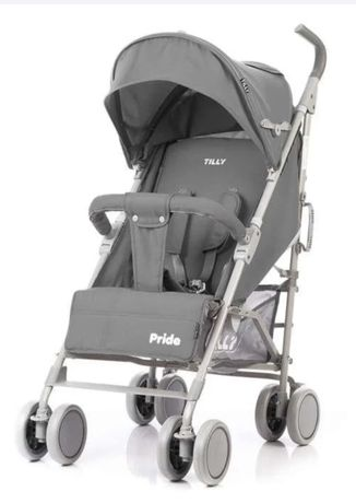 Коляска прогулочная Baby Tilly Pride T-1412
