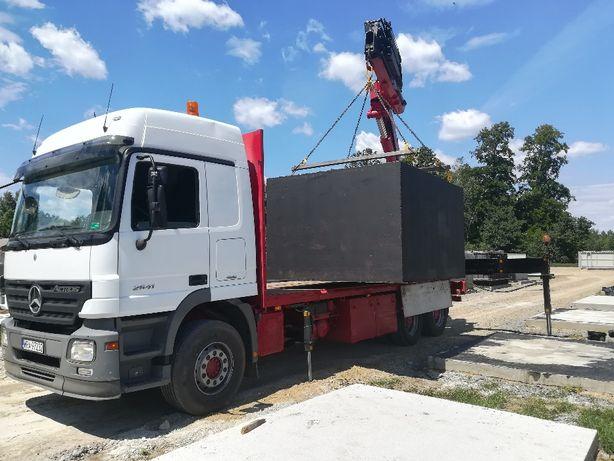 Szamba betonowe 8m3 Zambrów