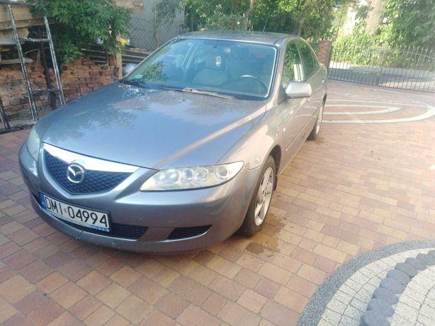 Mazda 6 rok produkcji 2003