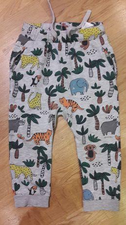 Spodnie dresy HM 86