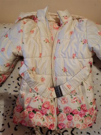 Куртка зимова. 7-8 років.