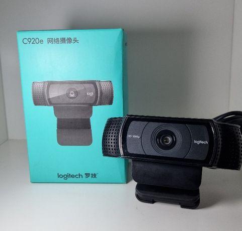 Nowa Kamerka Internetowa Logitech C920 Pro hd, streaming, zoom, teams