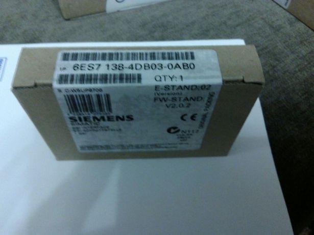 SSI модуль Siemens ET200s 6ES7138-4DB03-0AB0