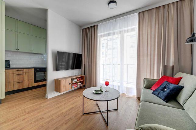 Apartament_Zajezdnia Wrzeszcz dla dwóch osób