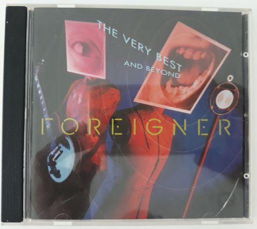 CD Foreigner - The Very Best And Beyond