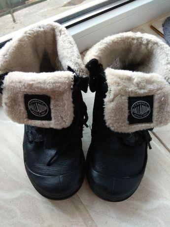Ботиночки для мальчика Palladium