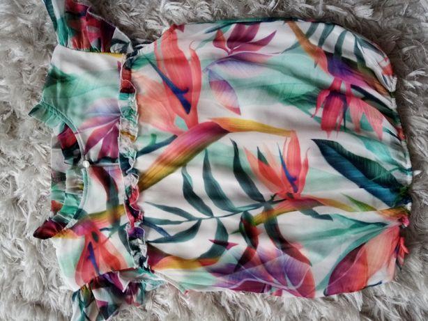 letnie bluzeczki roz. 152-158