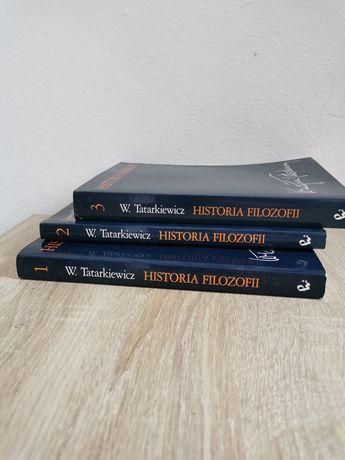 Książka historia filozofia Tatarkiewicz