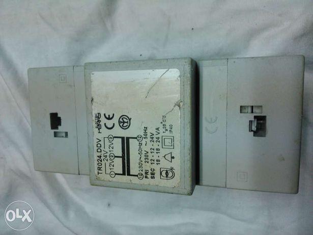 transformador 12-12-24 volts