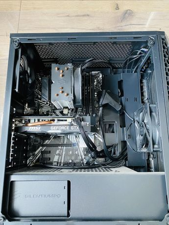 Komputer i5/16gb/GTX1660/ssd/win10pro+MONITOR