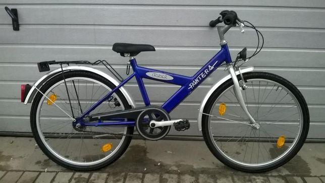 """rower,tanio,okazja zamiana 24""""dzieciecy typ junior 8lat +"""