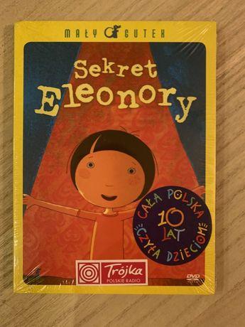 """DVD """"Sekret Eleonory"""" dla dzieci"""