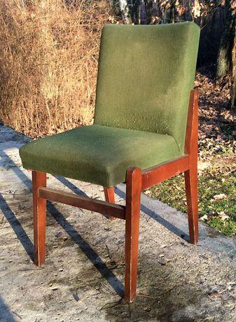 Krzesło PRL retro vintage nr2