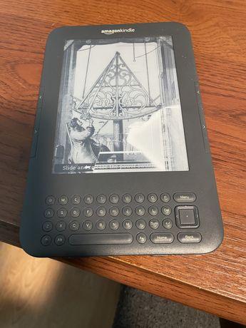 Зламаний Amazon Kindle 3 keyboard Wi-fi
