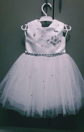 Нарядные платья.