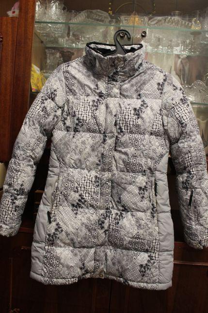 Пуховик зимняя куртка р.С