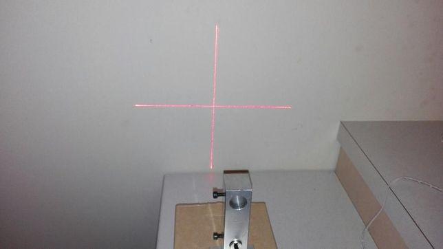 Moduł laser liniowy krzyżowy 5 mW