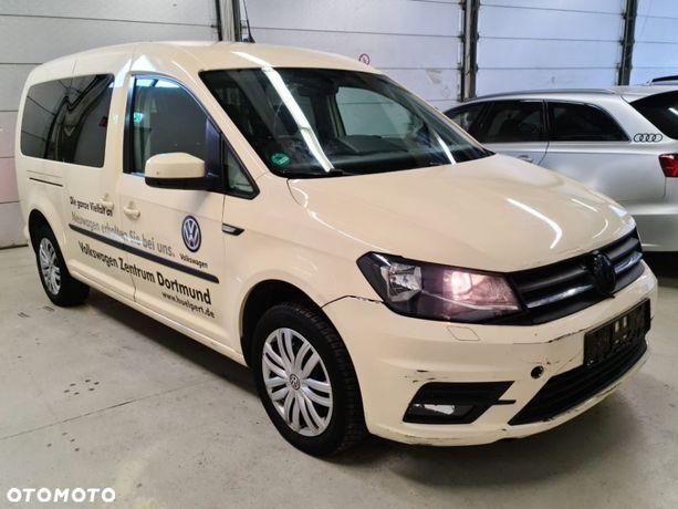 Volkswagen Caddy Volkswagen Caddy Maxi 2.0 TDI DSG*Skora*7 Sitzer*Tempomat*