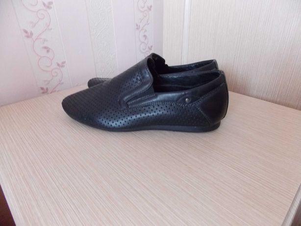Туфли Kakadu с перфорацией