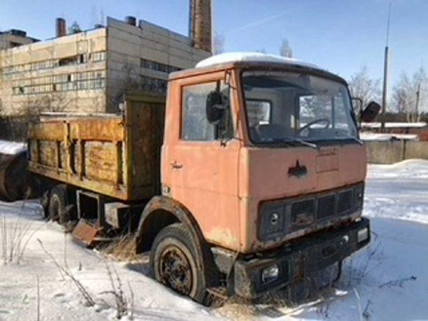 Автомашина МАЗ-5337