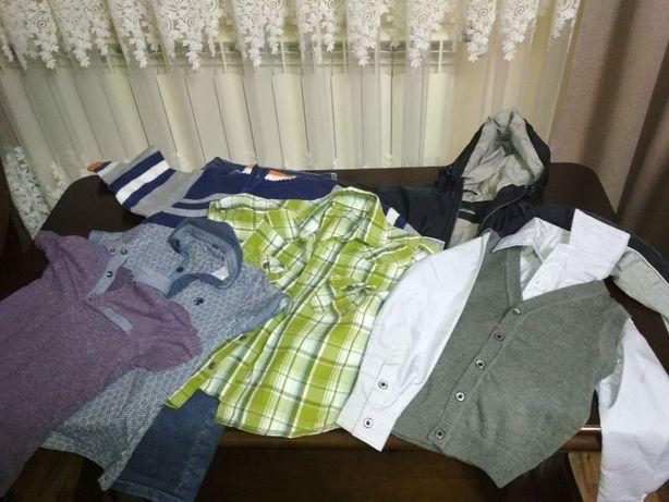 одяг на хлопчика (пакетом)