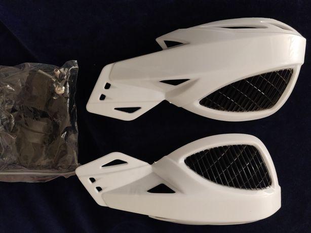 Proteção punhos mota universal