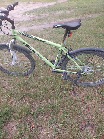 Rower Pulser zielony