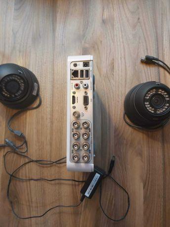 Rejestrator monitoringu +2 kamery