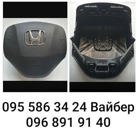 Крышка заглушка руля подушка безопасности Airbag Хонда Honda HR-V HRV