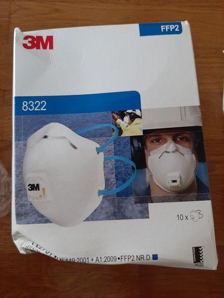 Maski 3M 9322+,8322,wurth