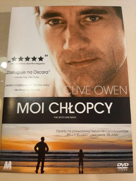 film DVD Moi Chłopcy