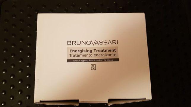 Energetyzujący zestaw do zabiegów twarzy Bruno Vassari