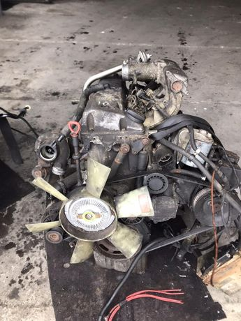 Мотор Мерседес Спрінтер 312 2.9 тді om602 W210 Варіо Рекс 2.9 tdi om60