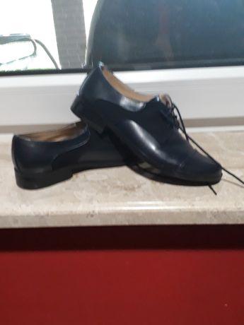 Mokasyny, buty wyjściowe chłopięce R33 za 19 pln