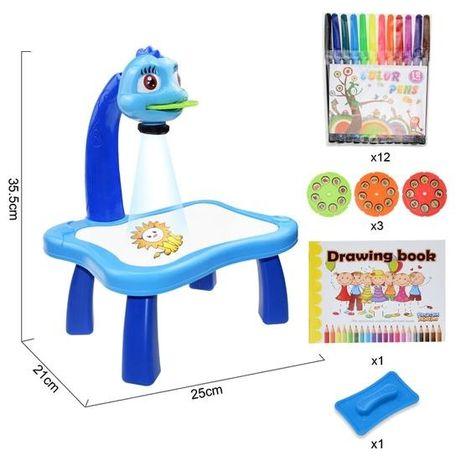 Mesa de Desenho com Projetor  de Led