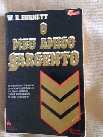 Meu amigo sargento