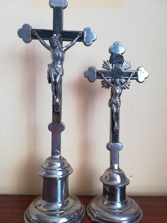 Krzyże Krzyż Lichtarz