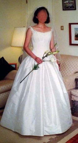 Vestido noiva estilista Susana Agostinho