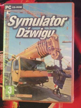 Symulator Dźwigu (Gra PC)
