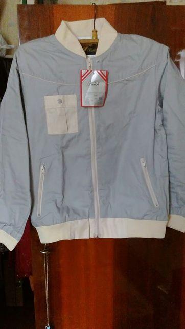 Демисезонная новая курточка для подростка