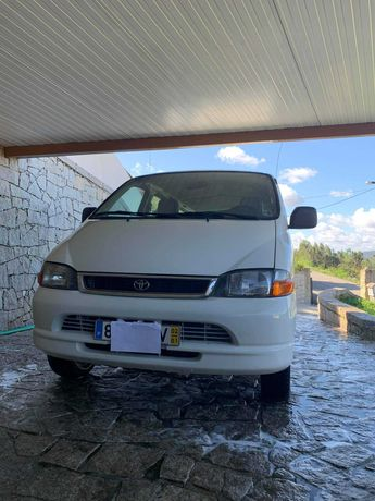 Toyota Hiace 2.5 Diesel 80 cv 9 Lugares