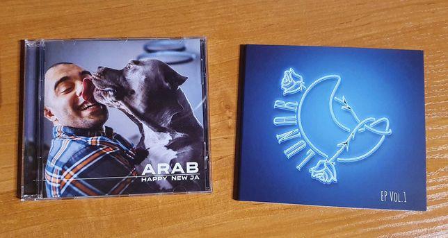 Arab/Ensoul - Happy New Ja + Lunar Ep Vol. 1 Zestaw Preorder LTD [CD]