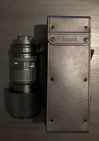 Obiektyw Sigma 170 500 mm 1:5-6,3 D APO Nikon