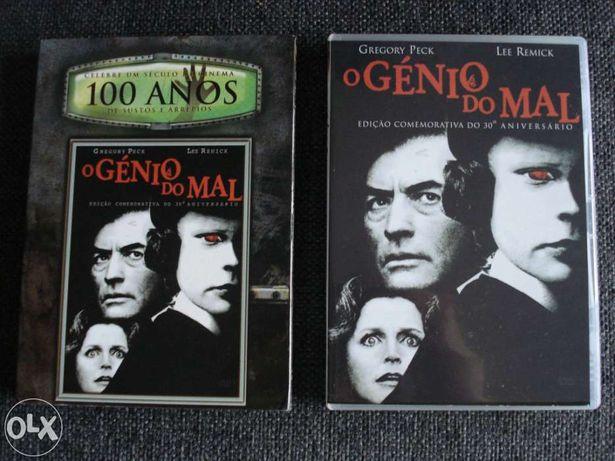 Dvd o génio do mal
